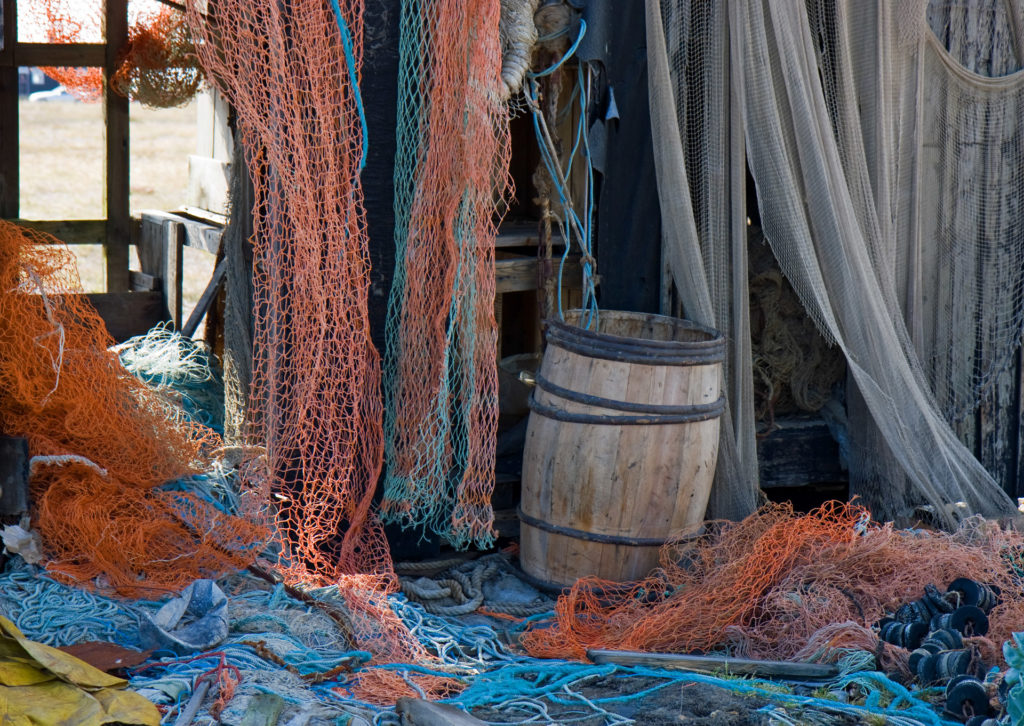 old-fishing-nets